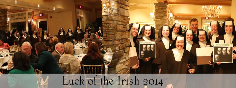 Luck of the Irish 2014