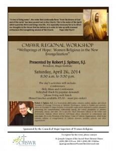 CMSWR Regional Workshop 2014 - English
