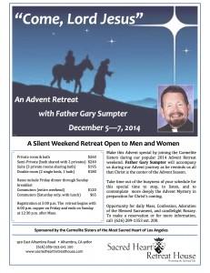 SHRH-flyer-Advent-Retreat-2014