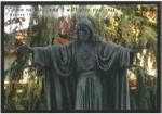 Bronze Sacred Heart Statue