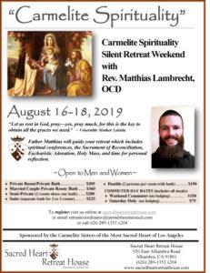 carmelite-spirituality