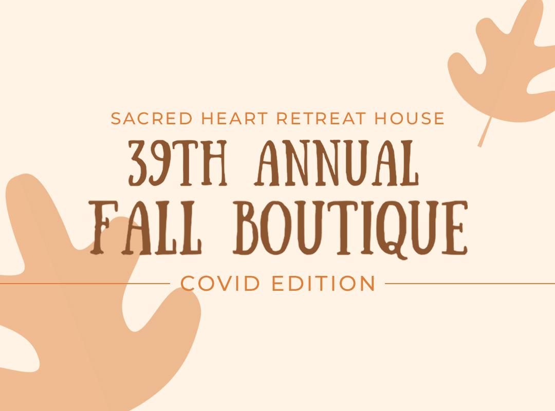 Fall Boutique - Covid Edition